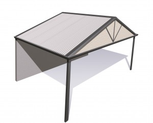 Heritage Traditional Stratco Outback from Stronglife Patios and Carports