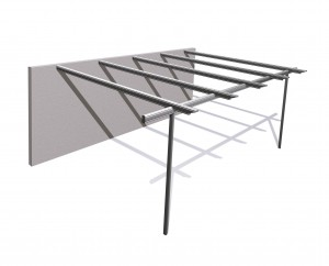 Pergola Stratco Outback from Stronlife Patios and Carports