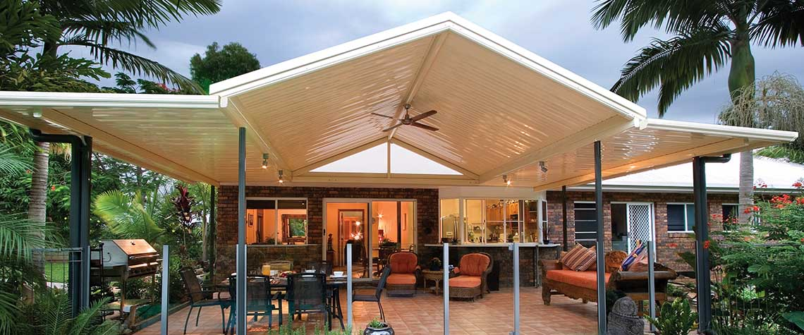 Gable Stratco Outback