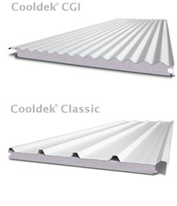 cooldek roofing profiles